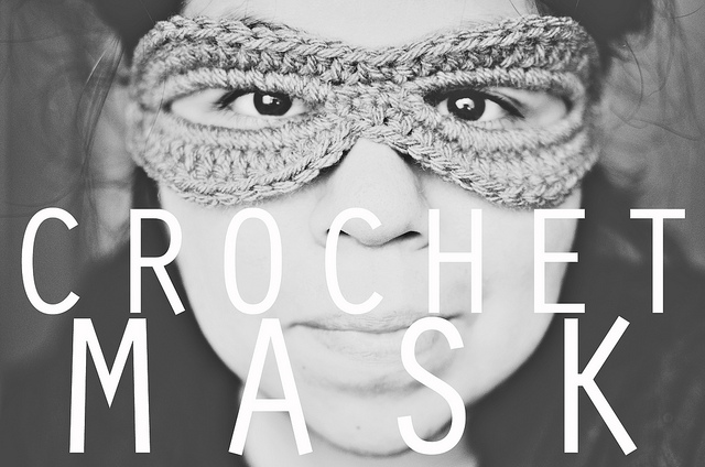 Crochet: Simple Mask