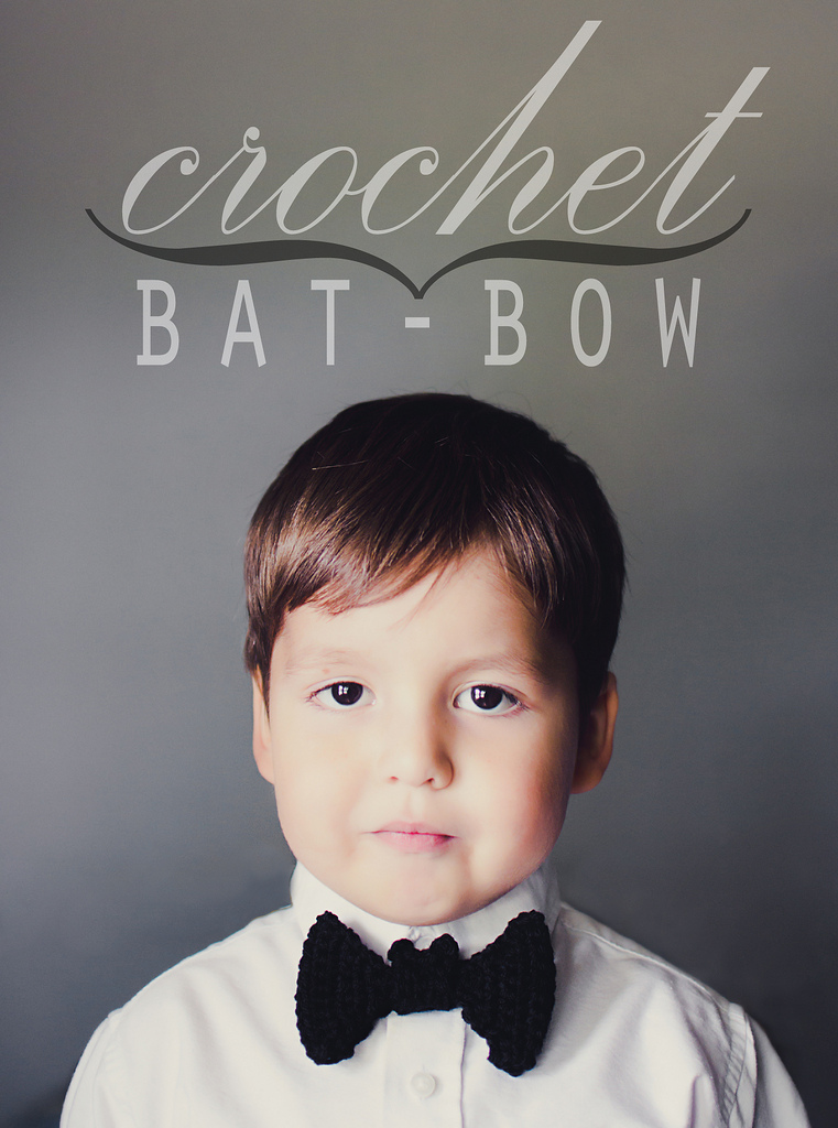 Crochet: Bat Bow