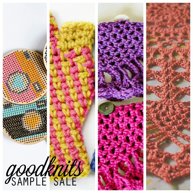 goodknits sample sale