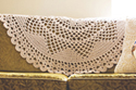 crochet Willow doily blanket